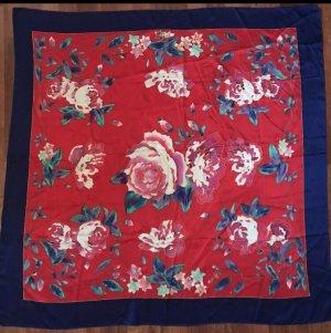 Florales Vintage Tuch Seide