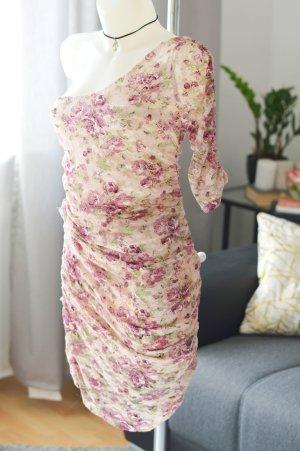 Floralprint Kleid