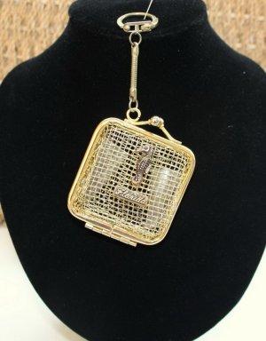 American Vintage Sleutelhanger goud Metaal