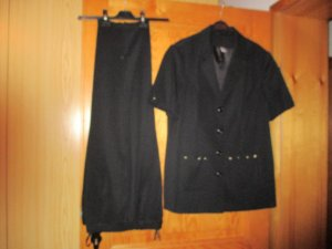 KLiNGEL Trouser Suit black polyester