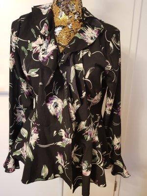 Flower Bluse Blogger