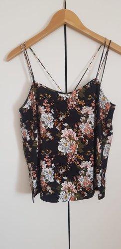Flower Camisole Top