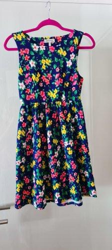flower power Kleid Größe M