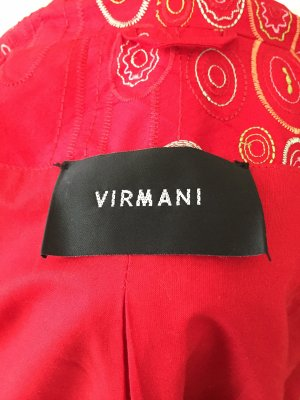 Virmani Surdut czerwony
