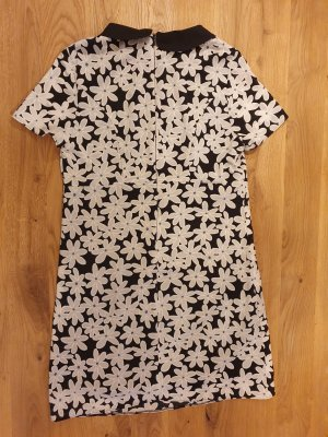 Flower-Power Mini-Kleid, klassisch