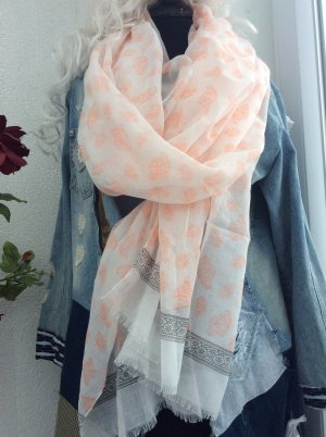 Flröhliches Mega großes Tuch  Schal