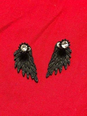 Flügel Ohrringe