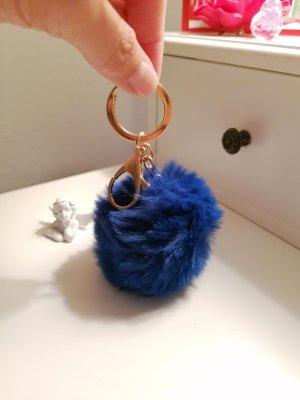 Fluffy Key Holder