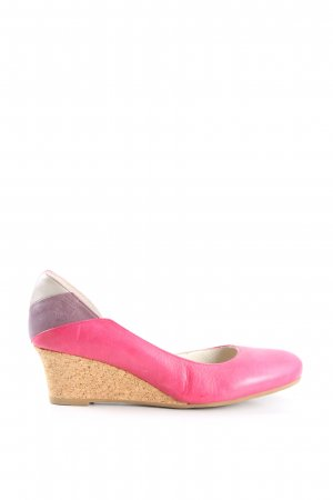 Fly london High Heel Sandaletten Streifenmuster Casual-Look