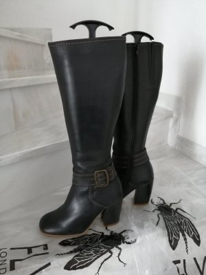 FLY London Leder Stiefel