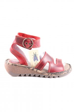 Fly london Outdoor-Sandalen rot Casual-Look