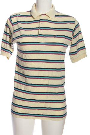 Flying Scotsman Koszulka polo Wzór w paski W stylu casual