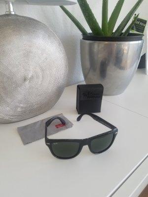 Folding Wayfarer- Rayban Sonnenbrille in Schwarz (Unisex)