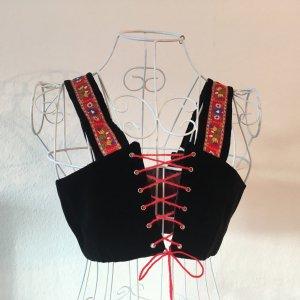 Folklore Bustier / Cropped Top
