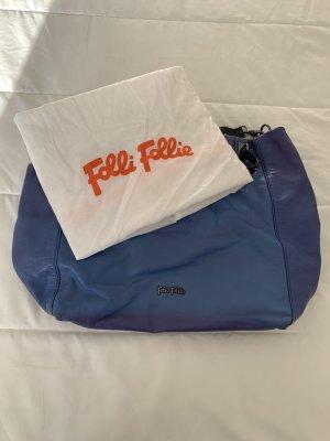 Folli Follie blauviolette Handtasche