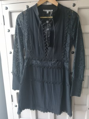 For love and Lemons Kleid Luxus Gr M Figutbetont