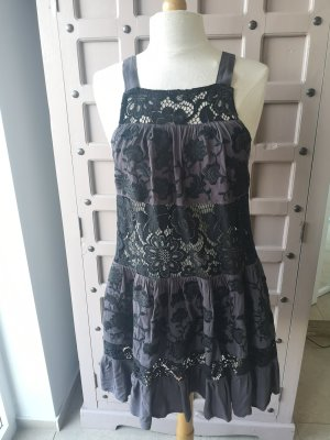 For love and Lemons Spitzenkleid Luxus NEU Gr S
