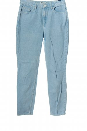 Forever 21 7/8 Jeans blau Casual-Look