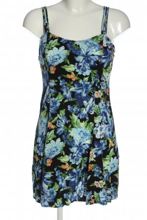 Forever 21 A-Linien Kleid Allover-Druck Casual-Look