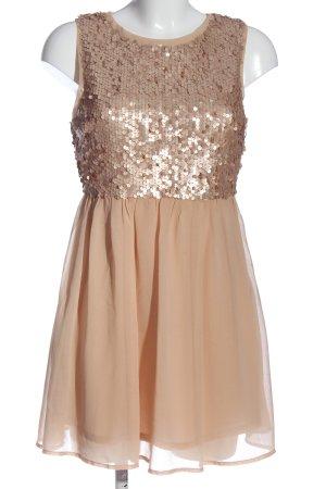 Forever 21 A-Linien Kleid nude Elegant