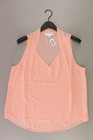 forever 21 Ärmellose Bluse Größe XL orange aus Polyester