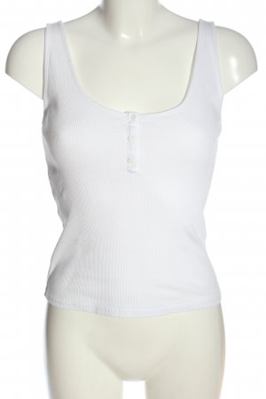 Forever 21 Basic topje wit casual uitstraling