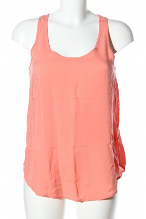 Forever 21 Basic Top hellorange Casual-Look