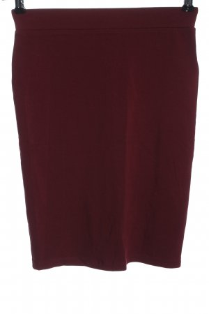 Forever 21 Bleistiftrock rot Business-Look
