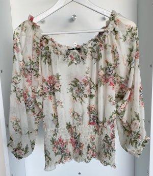 Forever 21 - Bluse mit Blumenmuster (ungetragen)
