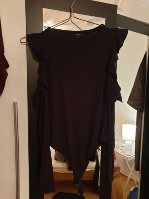 Forever 21 Shirt Body black