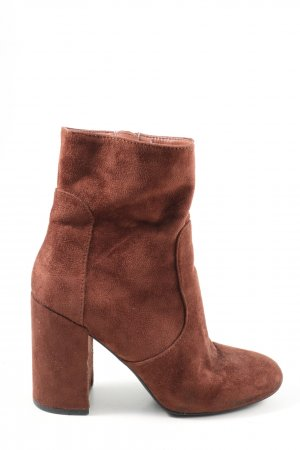 Forever 21 Booties braun Casual-Look