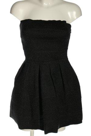 Forever 21 Sukienka gorsetowa czarny Elegancki