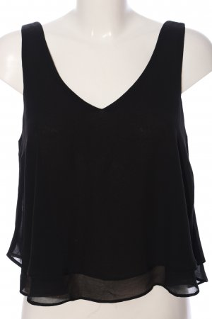 Forever 21 Camisoles black casual look