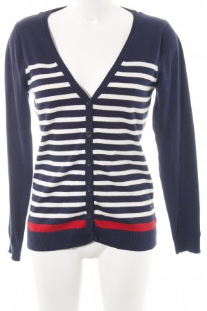 Forever 21 Cardigan Streifenmuster Casual-Look