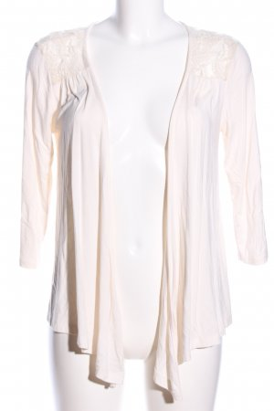Forever 21 Cardigan creme Casual-Look