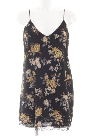 Forever 21 Chiffon jurk bloemenprint casual uitstraling