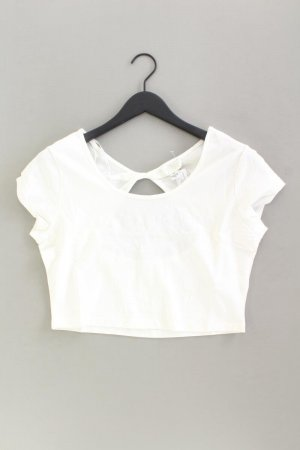 Forever 21 Cropped Shirt multicolored cotton