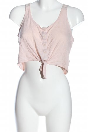 Forever 21 Cropped Top pink Casual-Look