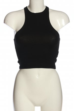 Forever 21 Cropped top zwart