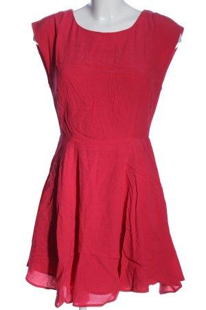 Forever 21 Robe découpée rouge élégant