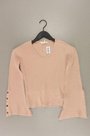 Forever 21 Coarse Knitted Sweater dusky pink-pink-light pink-pink polyacrylic