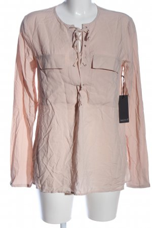 Forever 21 Hemd-Bluse pink Casual-Look