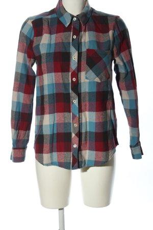 Forever 21 Holzfällerhemd mehrfarbig Business-Look