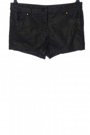 Forever 21 Hot Pants schwarz Casual-Look