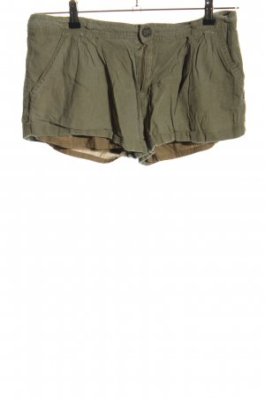 Forever 21 Hot Pants khaki Casual-Look