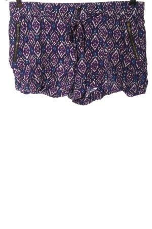 Forever 21 Hot pants volledige print casual uitstraling