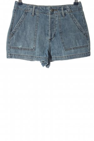 Forever 21 Hot pants blu stile casual