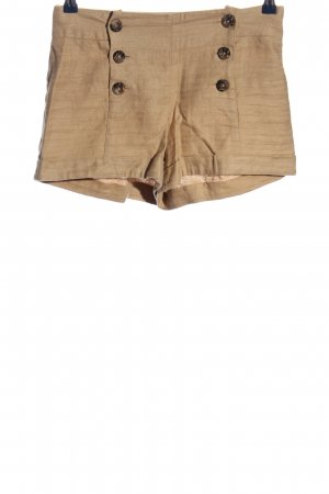 Forever 21 Hot Pants creme Casual-Look