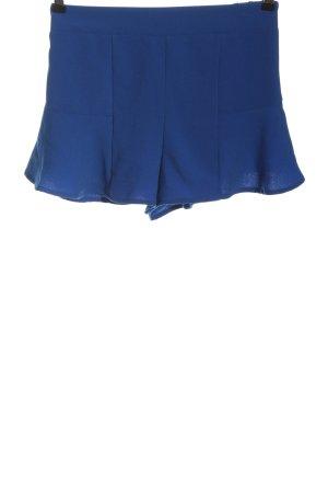 Forever 21 Pantalón corto azul look casual