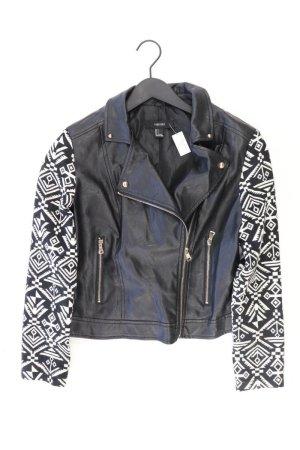forever 21 Jacke schwarz Größe L